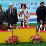 Nory winning BEST OF GROUP @ CAC VUKOVAR 2007
